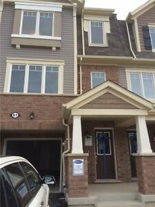 Brand New,Never Lived Btfl 3BR&3WR Townhouse in Wanless/Creditvw