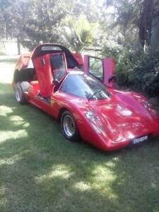 MANTA MONTAGE VERY RARE EXOTO SPORTS CAR ,FULL N.S.W.  REGO.&R.H. Yarralumla South Canberra Preview