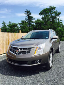 2011 Cadillac SRX Sablewood SUV, Crossover Performance Package