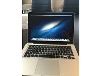 13- inch MacBook Pro (2012) 2.5GHz Intel core i5