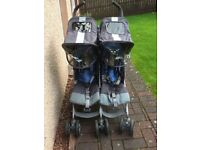 McLaren Double Buggy in mint condition - used 3 times