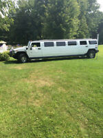 LIMOUSINE  Montreal MARRIAGE 2017