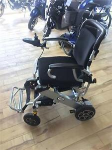 NEW 2017 T4B Folding Mobility ePower Wheelchair FREE DELIVERY