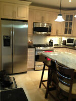 Furnished 3 bedrooms 2 bathrooms available July 1st