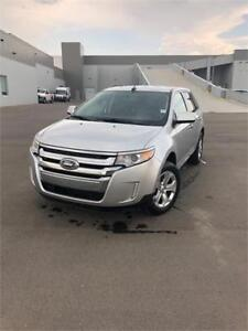 2011 Ford Edge SEL Bluetooth, Heated Seats, Sunroof, $170 B/W