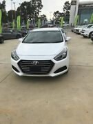 2015 Hyundai i40 VF2 Active Tourer Creamy White 6 Speed Sports Automatic Wagon Castle Hill The Hills District Preview