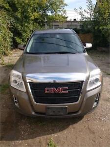 2011 GMC TERRAIN SLE-1 SAFETIED FOR $8995+HST TAX!!!