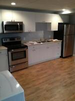 New 2 Bedroom Basement Suite for rent in Peace River AB