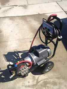 Price reduced* Industrial hot water pressure washer