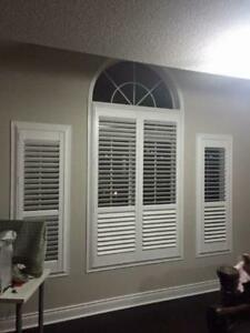 Custom shutter, blinds & shades