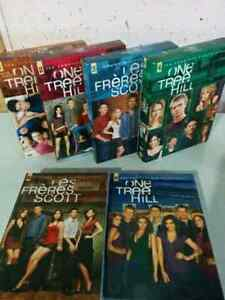 Coffrets dvd one tree Hill / les frères Scott