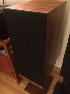 REGA MODEL 3 LOUDSPEAKERS