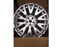 "Kahn Land Rover RS-2 Or RS Wheel 22"" **WANTED REQUIRED **"