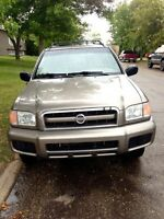 2003 Pathfinder SE Sale / Trade