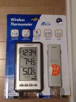 Brand New Wireless Weather Station Thermometer