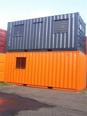 Shipping Containers for Sale or for Hire - CPT