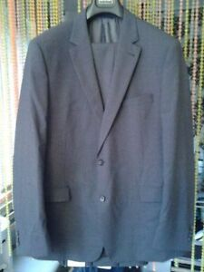 BRAND NEW SCI SUPER 100 LUXURY BLEND WOOL SUIT SIZE 46