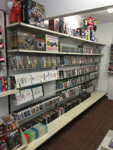 We Pay the Best for Video Games @ Comics North