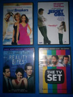 comedies on DVD [6 titles]