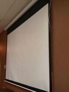 Projector Screen for Sale in Toronto 416 850 3771