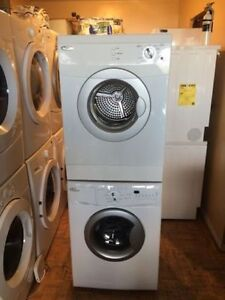 """24"""" space saver whirlpool washer & dryer"""