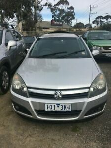 2006 Holden Astra AH MY07 CD Silver 4 Speed Automatic Wagon Werribee Wyndham Area Preview