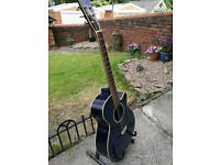 FOR SALE - Blue Tanglewood Evolution, electric acoustic