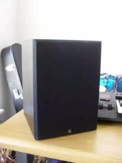 Classic Genelec Studio Monitors