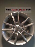 Mags + pneus HIVER 17 pouces Jeep Grand Cherokee