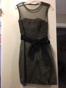 *NEW LOW PRICE* WHITE BY VERA WANG Bridesmaid Dress for Sale!