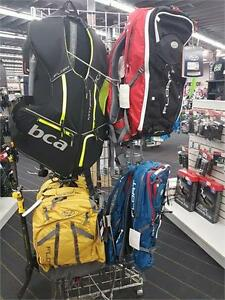 BCA Avalanche Safety Gear - Avalanche Packs, Shovels, Probes