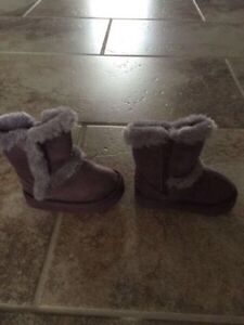 Baby Boots size 2T - $7 OBO