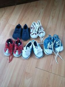 Baby shoes lot PRICE REDUCED
