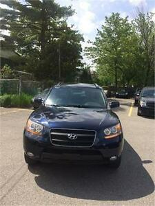 2009 Hyundai Santa Fe GL , certified, low killometers, automatic
