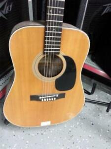 El Degas Acoustic Guitar. We Sell Used Guitars. 103589 CH619404