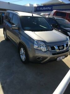 2012 Nissan X-Trail T31 Series IV ST 2WD Grey 1 Speed Constant Variable Wagon Beresford Geraldton City Preview