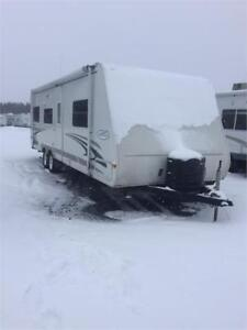 RVISION TRAILCRUISER 27RSL - WITH SLIDE, LITEWEIGHT, WINTER SALE
