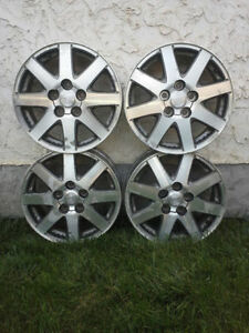 WINTER RIMS GM Regina Regina Area image 1