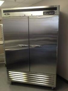 REFRIGERATEUR ET CONGELATEUR / FRIDGE AND FREEZER COMMERCIAL KOOL - It