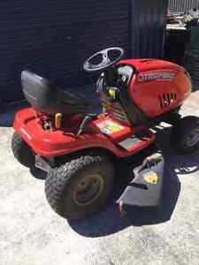 Troy- bilt ride on mower Nubeena Tasman Area Preview