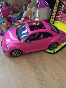 BARBIE CAR and ALOT more!
