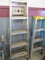 Ladders Online Auction Bidding Closes Sept 17 @ 12 Noon