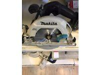 makita dhs680 brushless circular saw unit only