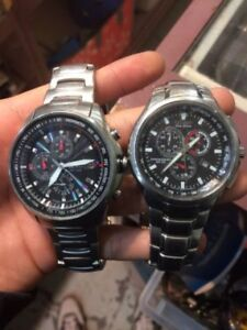 Repair any watches. Battery, leather bands, glass, everything
