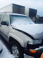 2004 CHEVROLET TAHOE FOR PARTS