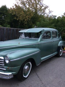 1948 FORD MONARCH FOR SALE