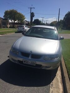 2002 Holden Commodore Sedan Warradale Marion Area Preview