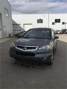 2008 Acura Rdx Turbo sale or trade financing all apporved