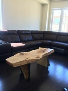 Live Edge and Reclaimed Wood Tables   Wow!