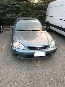 Honda Civic LX 1999